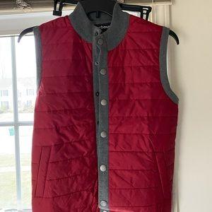 Barbour vest small